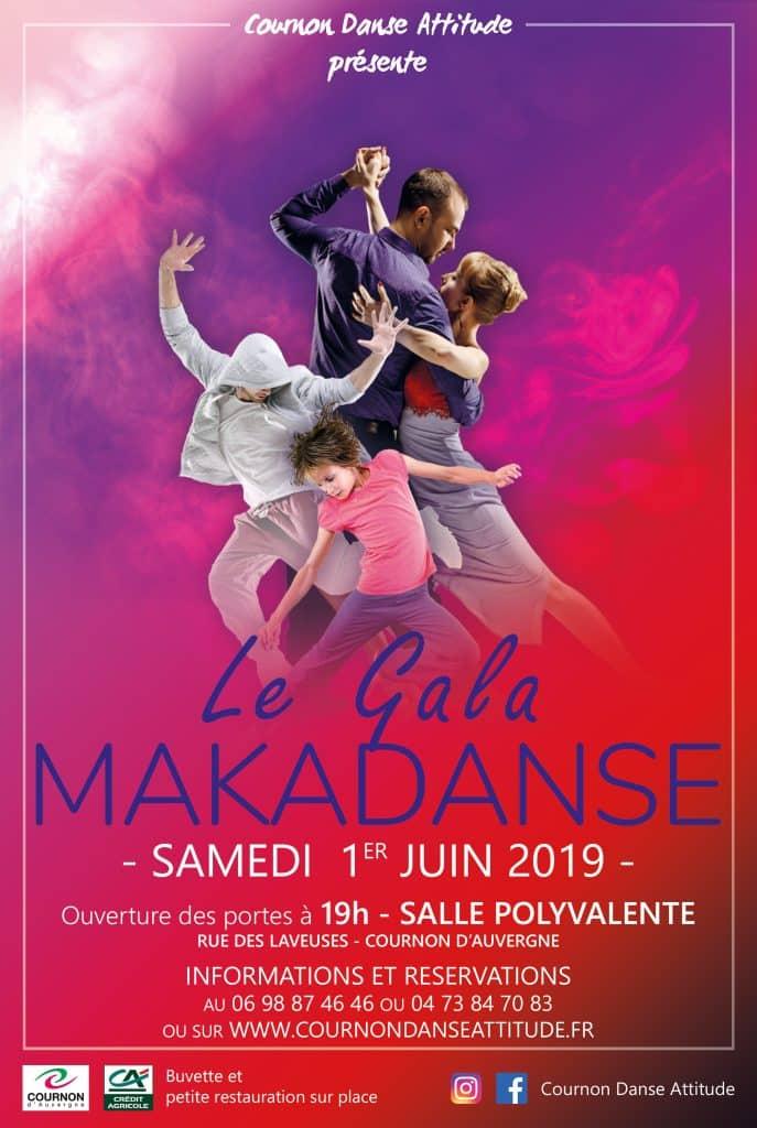 Gala Makadanse Affiche 2019